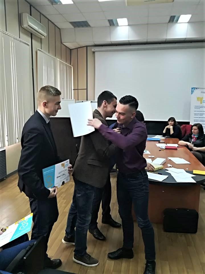 Активна Громада Житомир деб