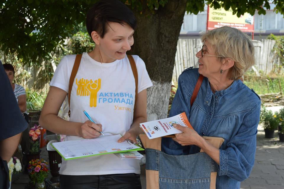 Активна Громада Жмеринка проекти