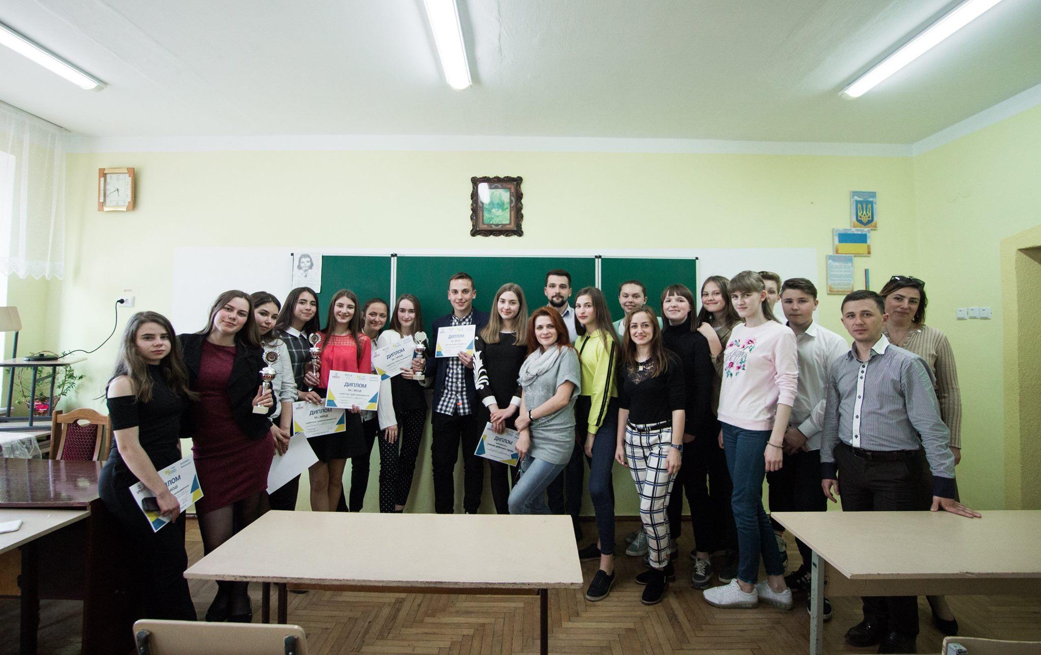дебати в Дрогобичі 2018