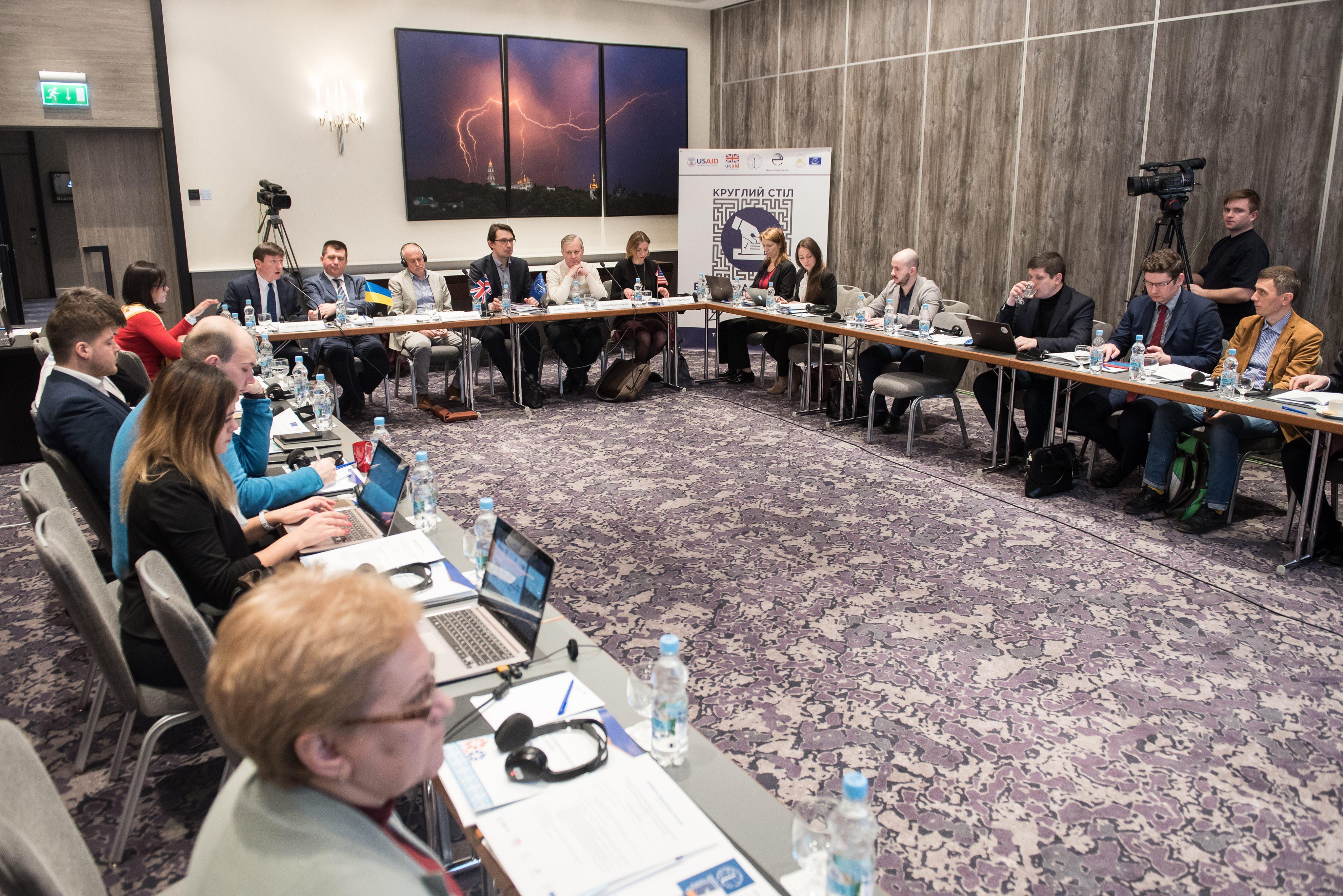 виборче реформа, IFES (1)