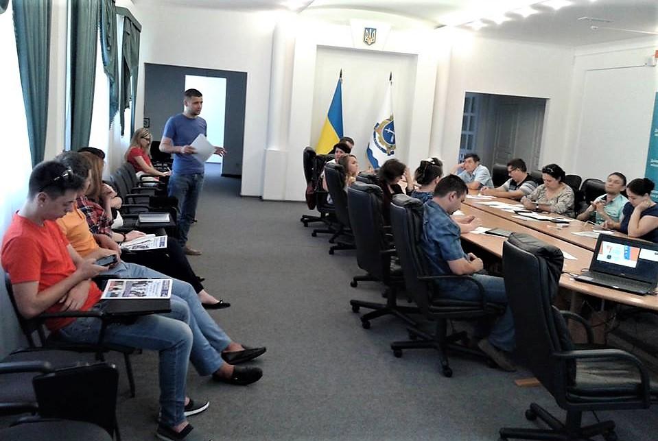 Дніпро тренінг АГ