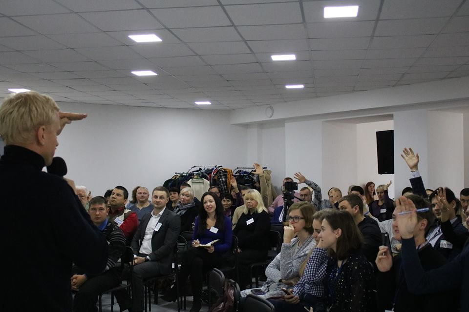 АГ в Кропивницькому Марафон
