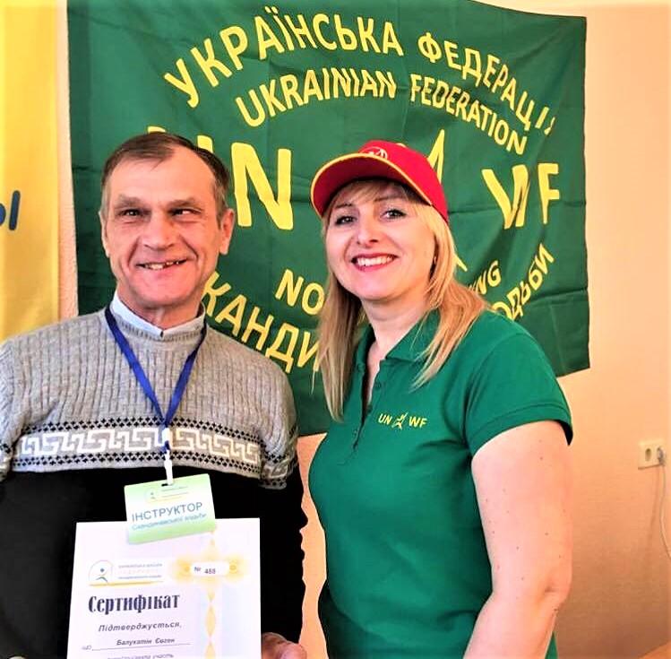 Ірина Снігурівська, керівниця проекту