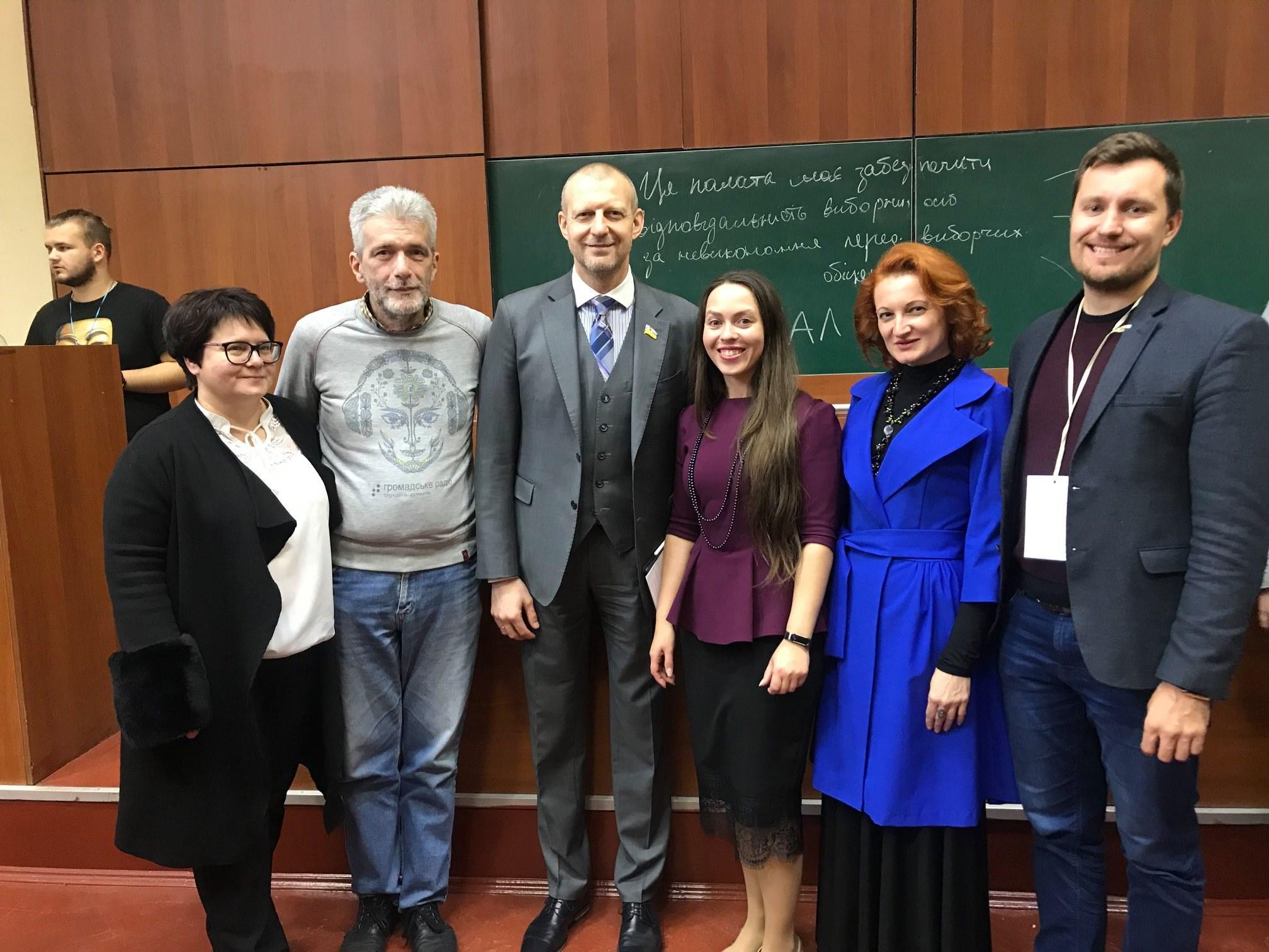 Дебати Київ