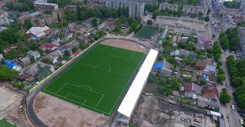 Стадіон, Житомир