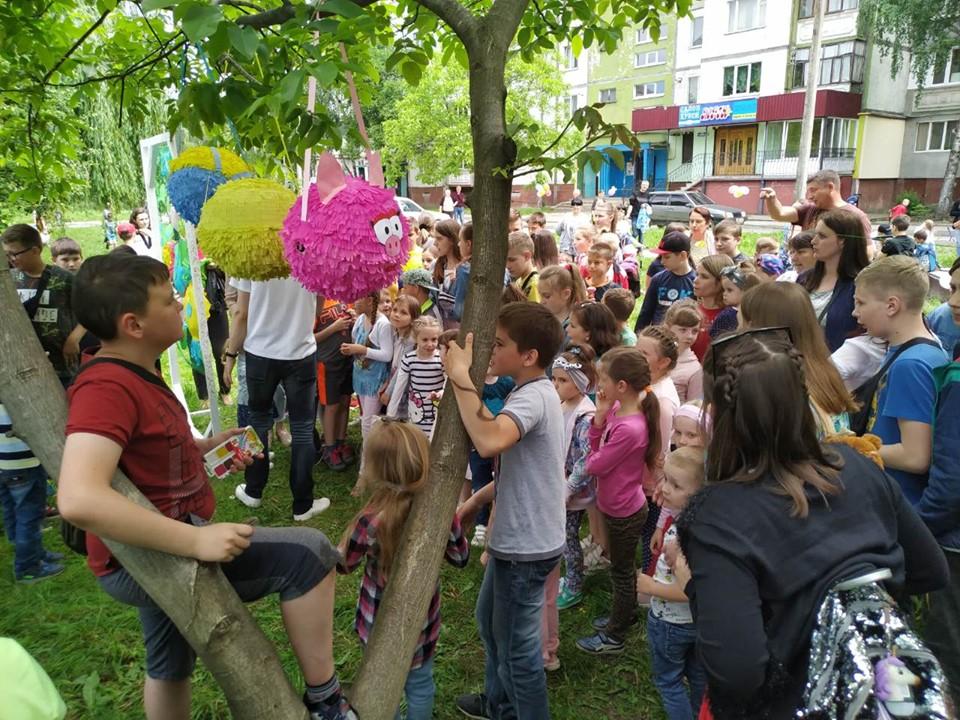 Фестиваль франківських двориків 1