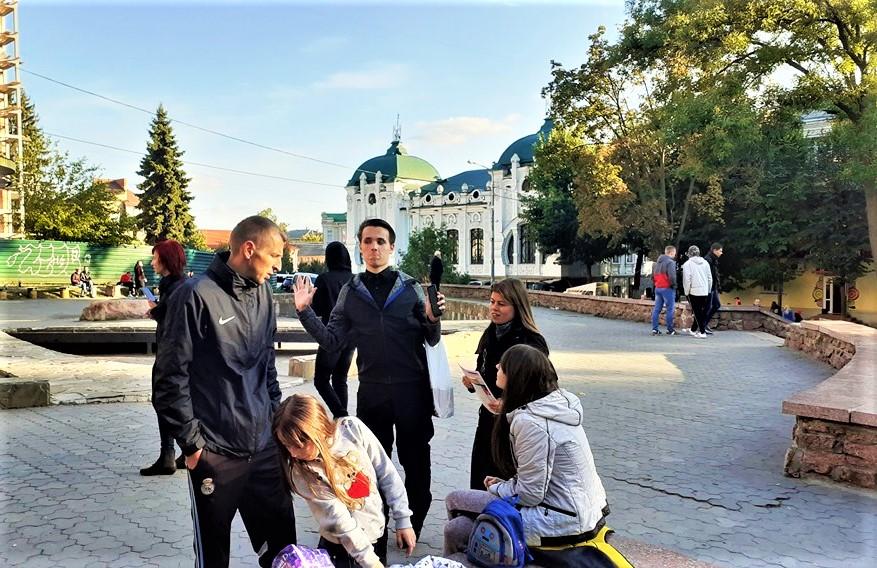 АГ Кропивницький, обмін