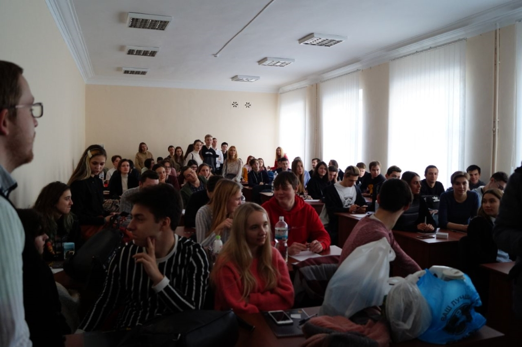 Дебатний турнір Дніпро